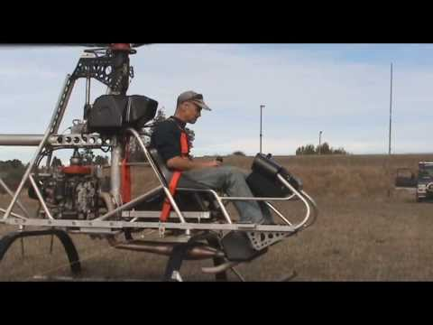 Homebuilt Helicopter from beginning to end - UCOpnj1rV6PrEfyxBorTIAYQ