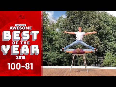 Top 100 Videos of the Year (100-81)   People Are Awesome - UCIJ0lLcABPdYGp7pRMGccAQ