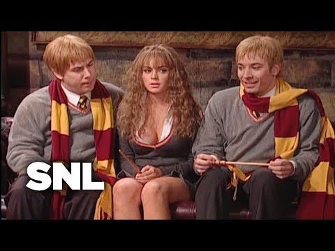 Harry Potter: Hermione Growth Spurt - SNL - UCqFzWxSCi39LnW1JKFR3efg