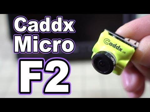Caddx Micro F2 FPV Camera Review  - UCnJyFn_66GMfAbz1AW9MqbQ