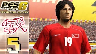 PES 6 International Challenge [Turkey] - vs Switzerland (H) - Part 5