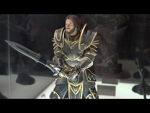 So Many Awesome Warcraft Movie Toys & Things - IGN Access - UCKy1dAqELo0zrOtPkf0eTMw