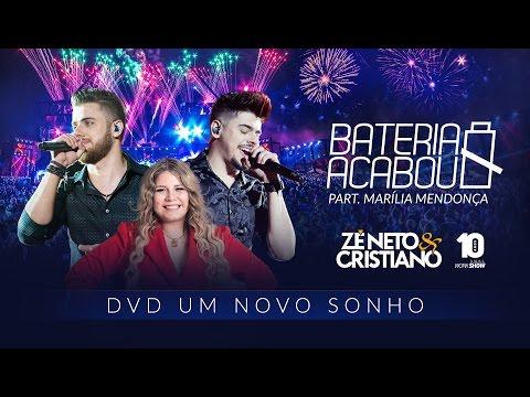 Zé Neto e Cristiano - BATERIA ACABOU part. Marília Mendonça