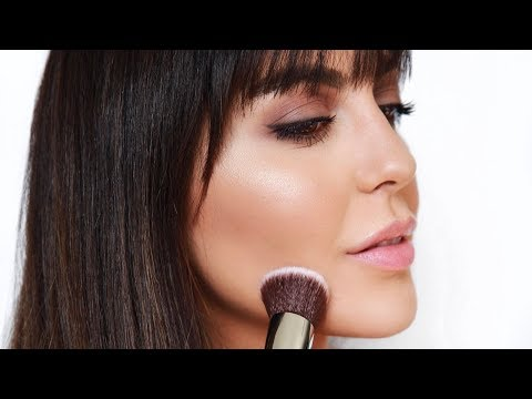 How To Contour a Round Face To Look Thinner  | Sona Gasparian - UCp1XyVkqPgcRvso3AY_e8iQ