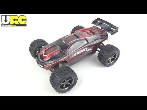 Traxxas Mini E-REVO VXL 1/16th scale brushless RTR Review - UCyhFTY6DlgJHCQCRFtHQIdw