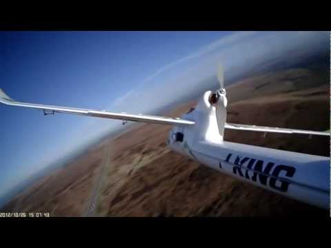 HOBBYKING BIXLER 2, UFO AT 669FT/190M, HELICOPTER CHASING, AND BIXLER 1, KEYCHAIN HD V2 808 # D LENS - UCSIPpxONjYAy-rXi2oiEoFg