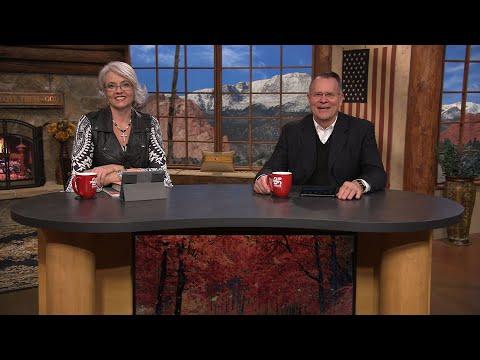 Charis Daily Live Bible Study: A Supernatural Gratitude - Daniel Amstutz - November 30, 2020