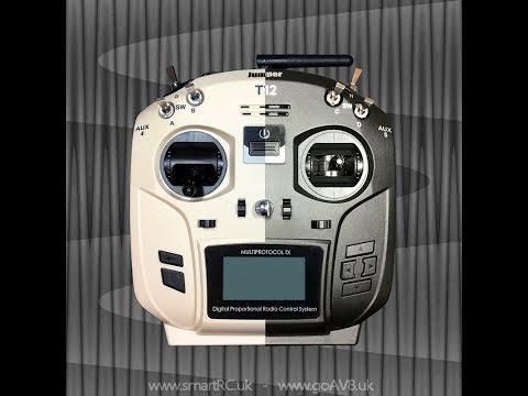 Jumper T12 V2 OpenTX Transmitter | FpvRacer lt