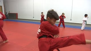 What I Learned at Summer Camp: World Taekwondo Academy