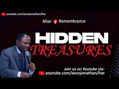 Altar of Remembrance - HIDDEN TREASURES  -- Episode 32