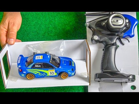 RC car gets unboxed, tested and TUNED! Kyosho Mini-Z! - UCZQRVHvPaV4DRn3tp8qrh7A