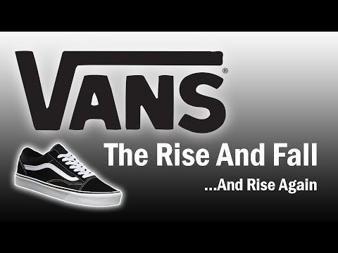 Vans - The Rise and Fall...And Rise Again - UCQMyhrt92_8XM0KgZH6VnRg