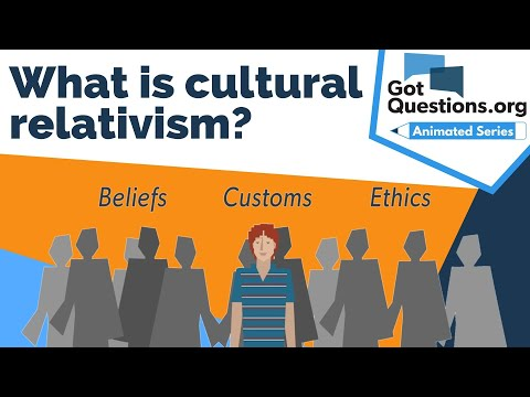 What is cultural relativism?