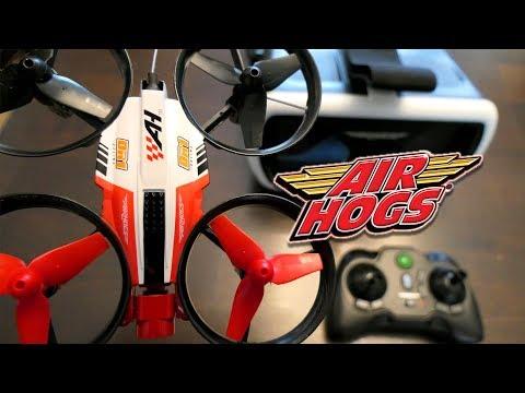 Drone Review - Air Hogs DR1 FPV Racing Drone - UCj8MpuOzkNz7L0mJhL3TDeA