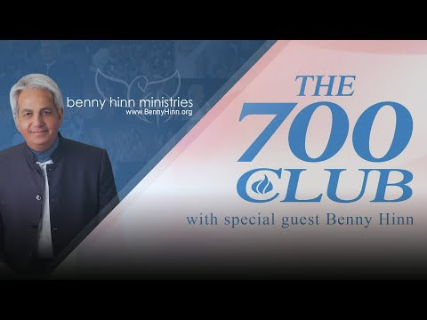 Benny Hinn Ministries is Changing the World on the 700 Club