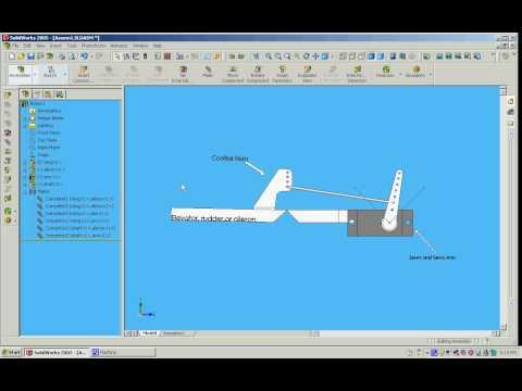 servo arm control horn position and pushrod length rc plane 3d - UCcNOyCJi553gvDhG8DNJ2XQ