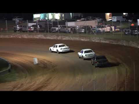 "10/14/21 Crown Vic ""Showdown"" Practice Night at Oglethorpe Speedway Park - dirt track racing video image"