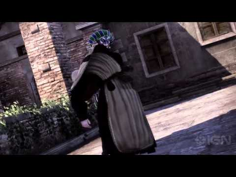 Assassin's Creed Brotherhood: Harlequin Trailer - UCKy1dAqELo0zrOtPkf0eTMw