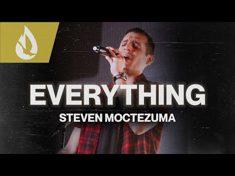 Everything (by Israel Houghton)   Acoustic Worship Cover by Steven Moctezuma