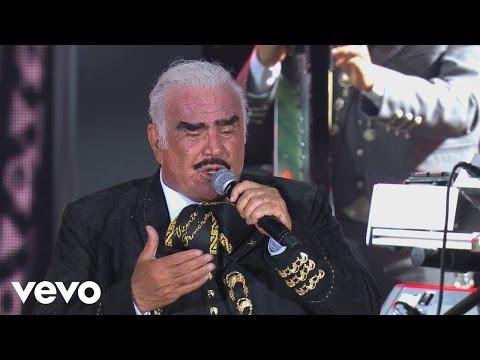 Vicente Fernández - Nos Estorbó la Ropa - UCK586Wo8pKz0C50xlSZqSDA