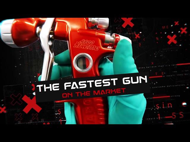 4600 Xtreme - The fastest gun on the market