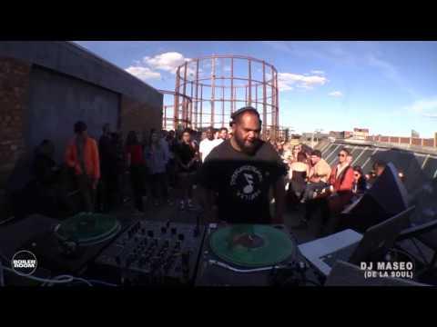 DJ Maseo (De La Soul) Boiler Room London DJ Set - UCGBpxWJr9FNOcFYA5GkKrMg