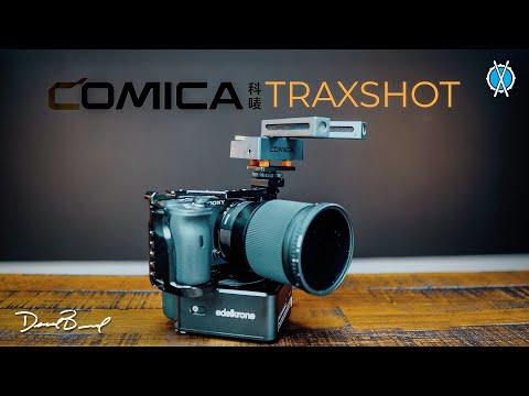 Transformable Shotgun Mic?! // Comica Traxshot Review