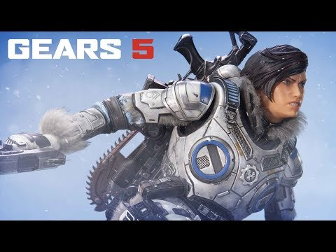Enter for a chance to win Gears 5 - Kait Diaz EXCLUSIVE Edition Statue from First 4 Figures!  Winners agree to pay shipping Giveaway Image