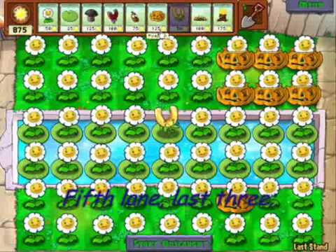Easy but small money strategy (the first strategy ever posted) - Plants vs Zombies (PC) - UC7IHlHlvZRxiObnA789VLmg