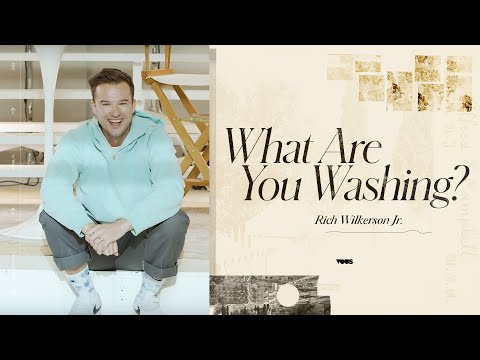 Rich Wilkerson Jr.  To Hell And Back: What Are You Washing?