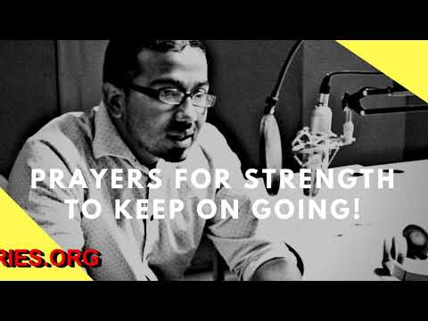 GOD WILL GIVE YOU STRENGTH TO MAKE IT THROUGH, Daily Promise and Powerful Prayer