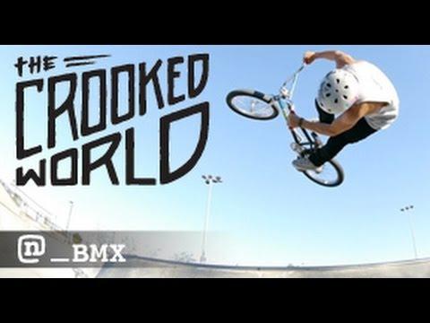 BMX Pro Dan Sandoval Destroys The Norco Skate Park - UCsert8exifX1uUnqaoY3dqA