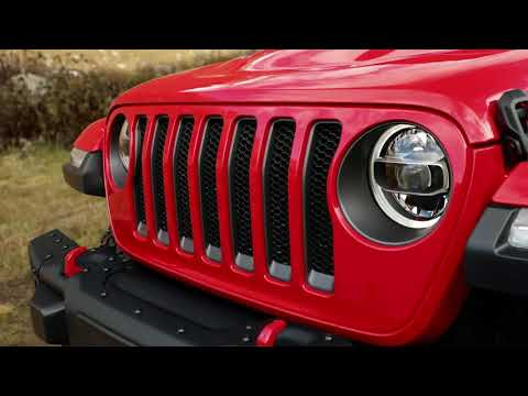 We Drove The New 2018 Jeep Wrangler, And You Should Too