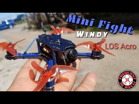Mini Fight Windy LOS Acro Avan Rush 2.5 Tri-blades GnB 450mah 3S 2019 - UCNUx9bQyEI0k6CQpo4TaNAw