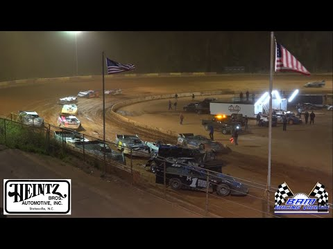Blue Ridge Outlaw Late Model Feature - Friendship Motor Speedway 5/1/21 - dirt track racing video image