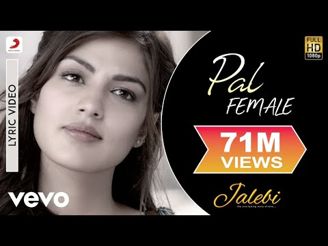 Pal - Female Version - Official Lyric Video|Shreya Ghoshal| Varun & Rhea|Javed – Mohsin - UC3MLnJtqc_phABBriLRhtgQ