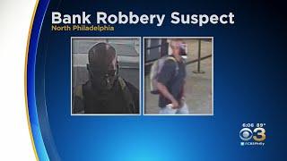 FBI Offering Reward For Info On Philadelphia Bank Robber