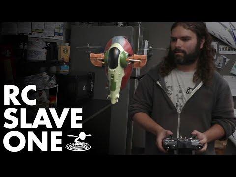 RC SLAVE 1 BICOPTER DRONE | STAR WARS | VLOG0102 - UC9zTuyWffK9ckEz1216noAw