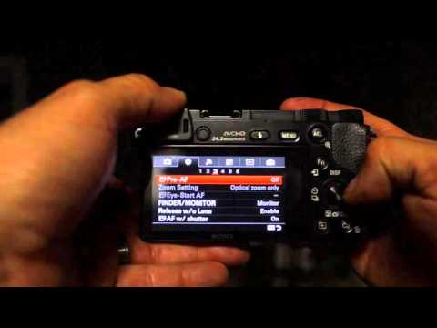 How to shoot in low light with Sony a7 a6000 - a6300 series cameras! Tutorial - UCcdNjjD-Ddm5ryn8Qnf2hnQ