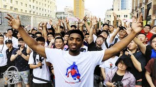 How Donovan Mitchell was FRAMED into becoming The Most Hated Man in China