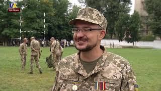 Chernyakhovsky National Defense University Graduation