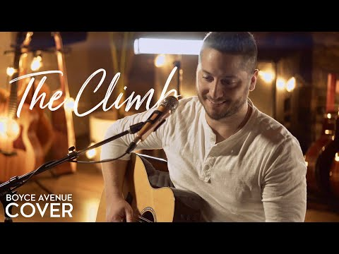 The Climb (Miley Cyrus Acoustic Cover)
