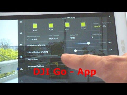 DJI Go - App - UC5MRxotgLfV4quxNxYcraSg