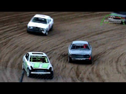 Desert Thunder Raceway Sport Mini Bomber Main Event 6/25/21 - dirt track racing video image