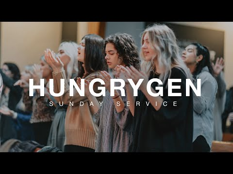 HungryGen Sunday Service  9AM - Ilya Parkhotyuk