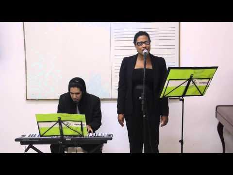Não Vá Embora - Marisa Monte - Duo - Teclado e Voz - Minueto Música para Eventos - Belo Horizonte