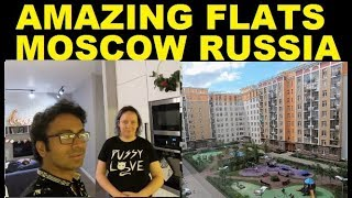 Indian Guest in Luxury Moscow Flats Worth Rs 20 Million | रूस में लक्जरी फ्लैट
