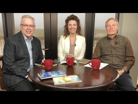 Andrew's Live Bible Study - Tony Cooke & Andrew Wommack - May 07, 2019