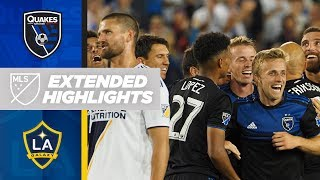 Quakes send 50,000 Stanford Stadium fans home happy in CaliClasico