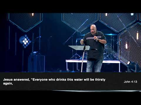 Weekend Service with Reggie Dabbs  11AM